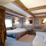 Идеи. Спальня в стиле Шале