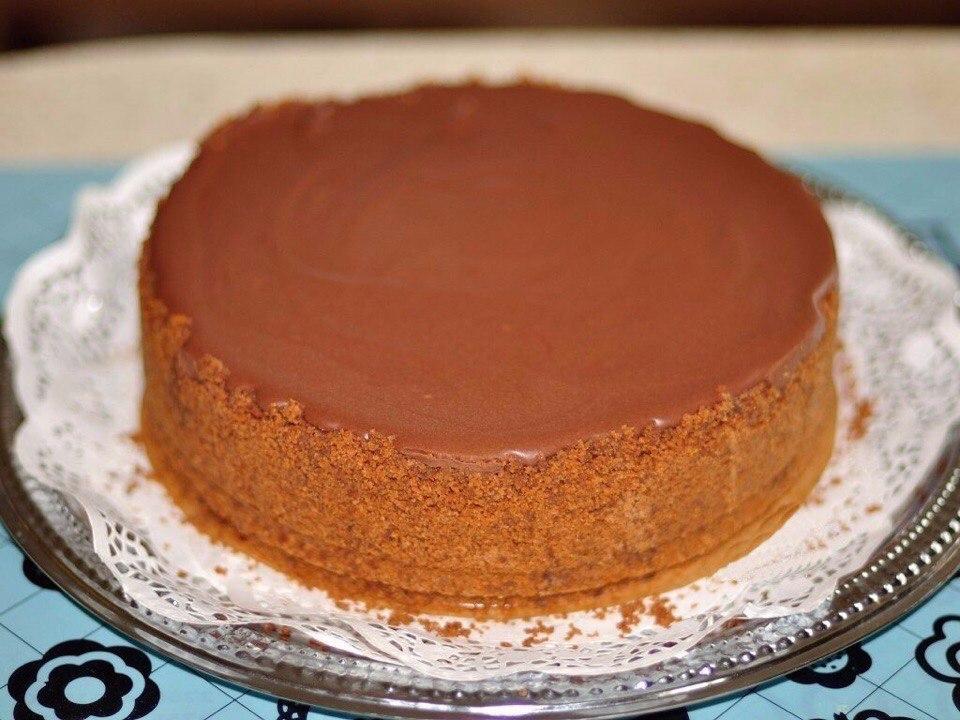 """Торт """"Три шоколада"""" без выпечки"""