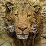 Животные из проволоки и металлической сетки