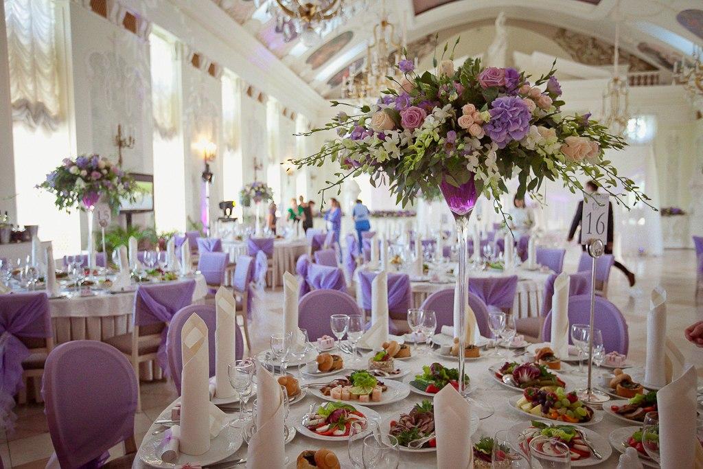 Банкетный зал на свадьбу: нюансы выбора