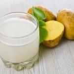 8 причин, по которым употребление сырого картофельного сока — следующая большая вещь