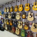 Магазин музыкальных инструментов