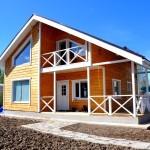 Строительство каркасных домов «под ключ»