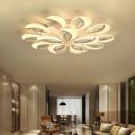 Потолочные светильники: особенности и дизайн