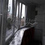 Уютные балконы и лоджии – остекление ПВХ
