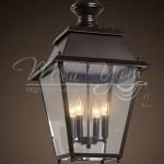 Светильники в английском стиле – строгая элегантность и привлекательность