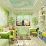 Как правильно проработать интерьер детской комнаты