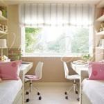 Как правильно расставить мебель в детской?