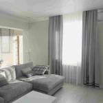 Как подобрать шторы в зал — правильный подход к оформлению