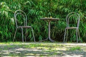 Столы и стулья из алюминиевой трубы