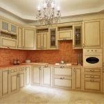 Как выбрать классическую кухню?