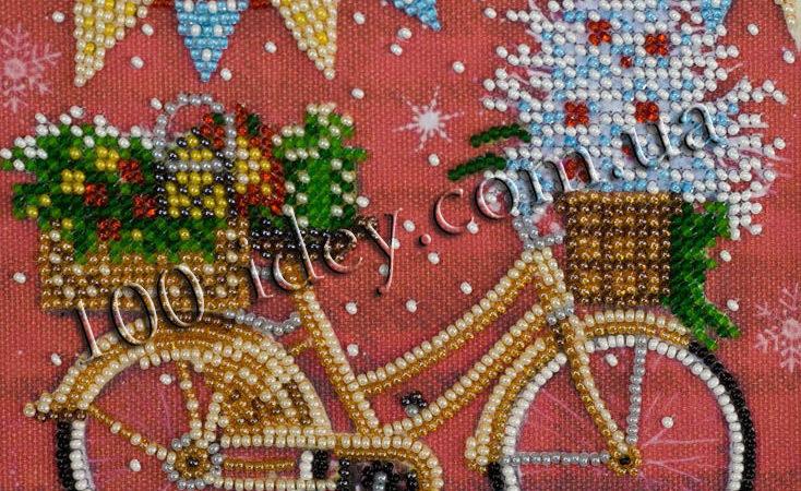 Алмазная вышивка для начинающих