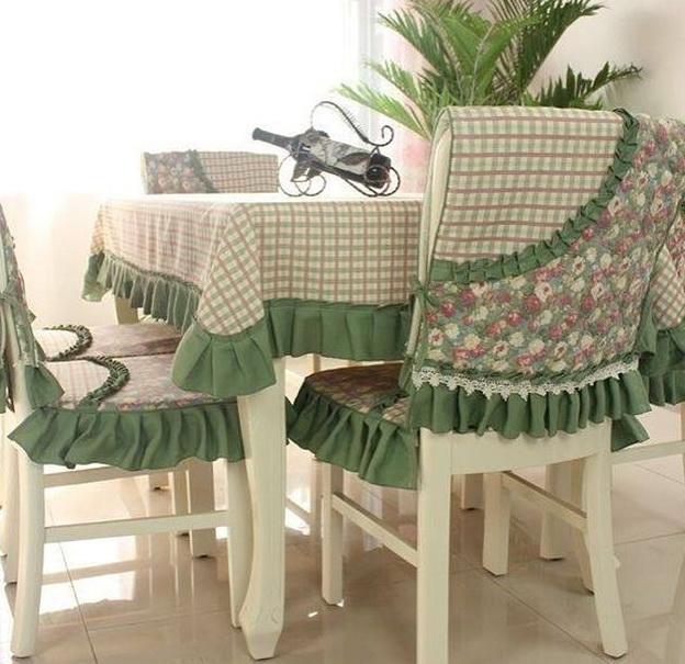 Чехол на стул своими руками: выбираем материал, кроим и шьем