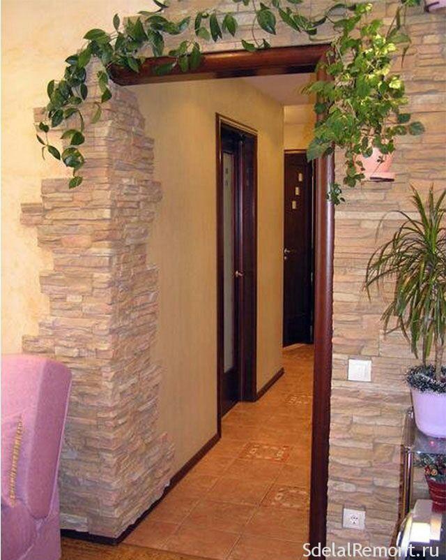 Как отделать углы стен?